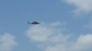 SAAF Agusta A109