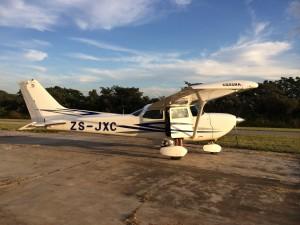 Cessna 172 Hawk XP